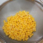 If you have the room, you can freeze sweet corn - much quicker!